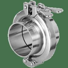 Соединения КЛАМП в сборе нержавеющий DN010 ISO AISI 304 (L) / 1.4301 (7)