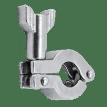 Хомут соединения КЛАМП нержавеющий DN010-015 ISO AISI 304 (L) / 1.4301 (7)