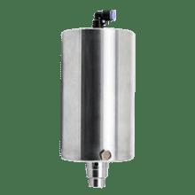 Пневмопривод воздух-пружина DN025 AISI 304 (L) / 1.4301 (7)