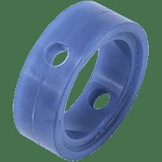 Уплотнение дискового затвора DN040 Silicon