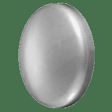 Заглушка нержавеющая 204,0х2,0 DIN 11852 AISI 316L / 1.4404 эллиптическая