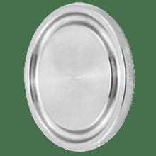 Заглушка соединения КЛАМП DN015 ISO AISI 304 (L) / 1.4301 (7)