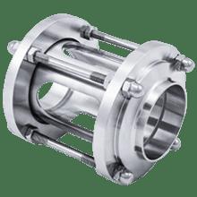 Диоптр трубный нержавеющий DN010 (012,0) DIN 11851 AISI 304 (L) / 1.4301 (7)
