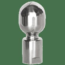 """Головка моющая нержавеющая ротационная F1""""0/0 Q053 DIN 11851 AISI 304 (L) / 1.4301 (7)"""