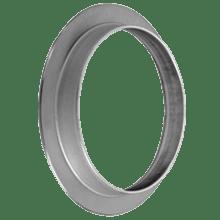 Отбортовка нержавеющая 017,2х2,0 мм PN10 EN 1092-1 тип 33 AISI 316L / 1.4404
