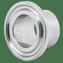 Штуцер соединения КЛАМП нержавеющий DN010 ISO AISI 304 (L) / 1.4301 (7)