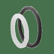 Уплотнение DN010 DIN 11851 SILICON стандарт
