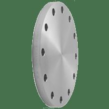 Заглушка фланцевая нержавеющая DN15 PN10-40 EN 1092-1 тип 5 AISI 304 (L) / 1.4301 (7)
