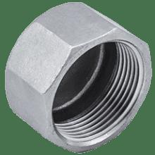 """Заглушка нержавеющая DN100-4""""0/0 F ISO 4144 AISI 304 (L) / 1.4301 (7)"""